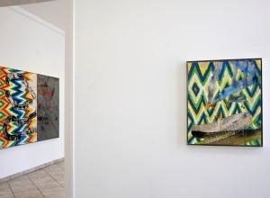 Andreas Plum, STRASSE DER JUGEND, Ausstellungsansicht CIRCUS EINS, 2019 Foto: Thomas Häntzschel