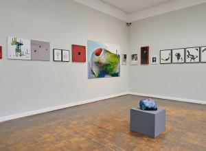 Baltic Art Weekend 2020Kunsthalle RostockPräsentation der Galerie CIRCUS EINSFoto: Thomas Häntzschel / nordlichtwww.fotoagenturnordlicht.de